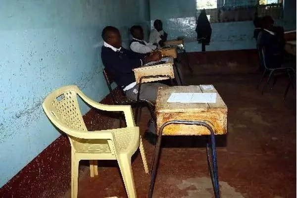Just in: University students arrested for sitting KCSE