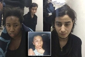 Islamic State sent Istanbul mass murder jihadi three women as reward for butchery