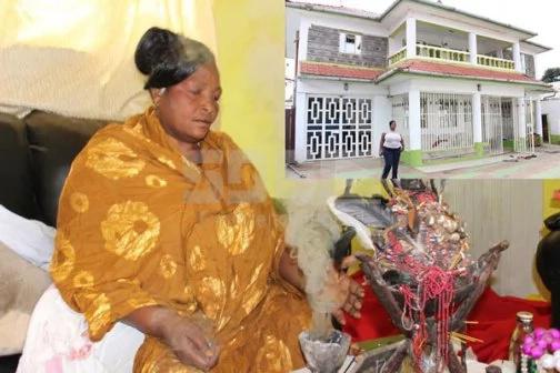 Meet Kenya's richest witch doctor (photo)