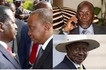Raila's ally leads African leaders in congratulating president elect Uhuru Kenyatta