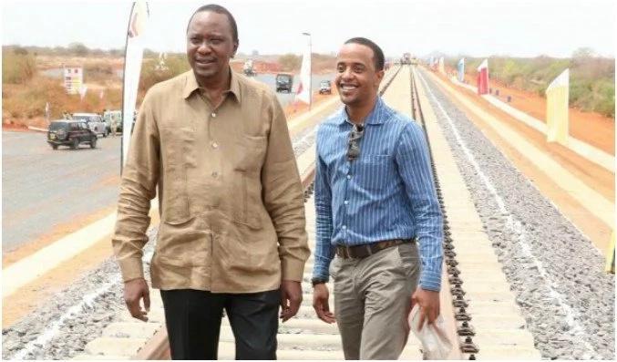 Mwanawe Uhuru Kenyatta ajitosa katka siasa