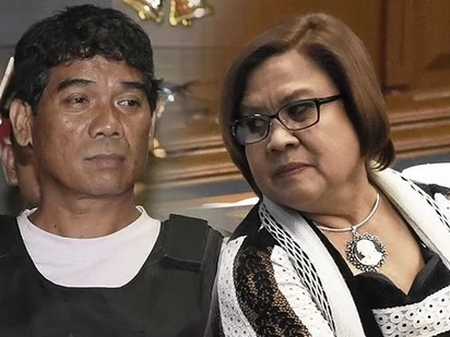 Dayan confesses getting money from drug lords inside NBP was De Lima's idea