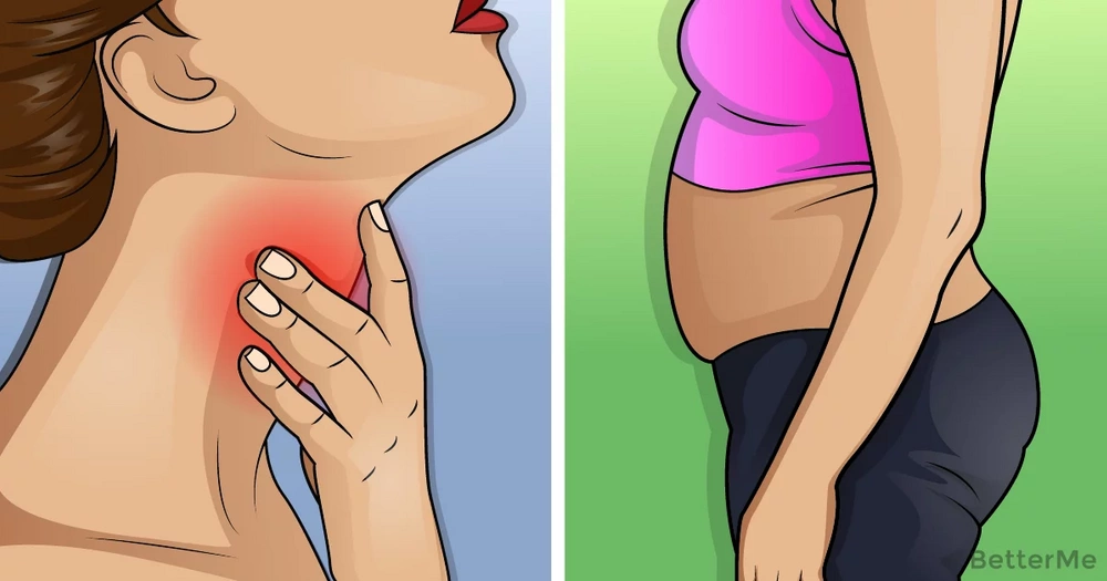 21 things that can be reasons for rapid weight gain