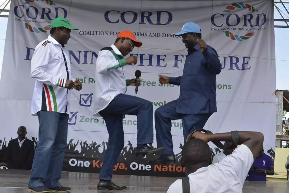 Raila Odinga retirement question came from newspaper - Ipsos