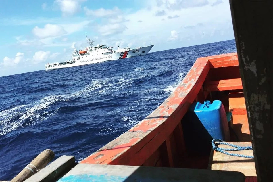 Scarborough Shoal, finally free from Chinese Coast Guard