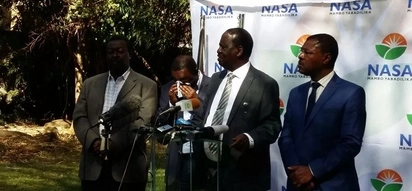 Raila swearing-in without Kalonzo Musyoka was a NASA strategy - Principals