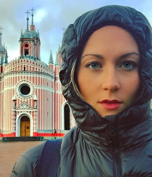 Look who is going to be the first female to travel every country in the world!