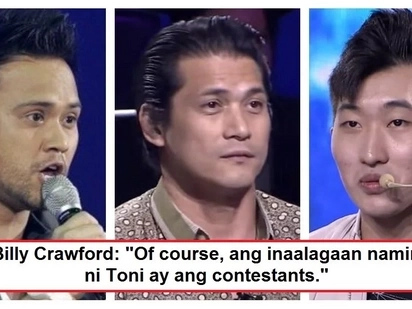 """Nakaka-tense!"" Billy Crawford gets honest about Robin Padilla's controversial behavior towards Korean contestant on PGT"