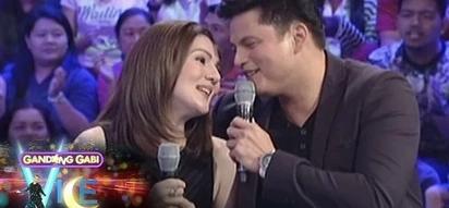 #RelationshipGoals: Carmina Villaroel and Zoren Legaspi leaves everyone lovestruck during GGV guesting