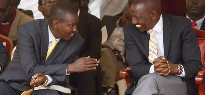 Forget about my 2022 presidential ambition for now - William Ruto