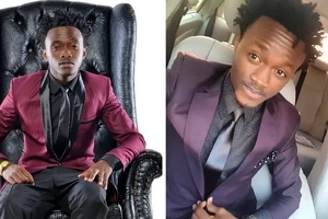 More drama follows Bahati days after he revealed his secret daughter