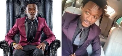 Ushamba:Msanii Bahati aaibika baada ya kufika katika uwanja wa gofu akiwa amevalia malapa