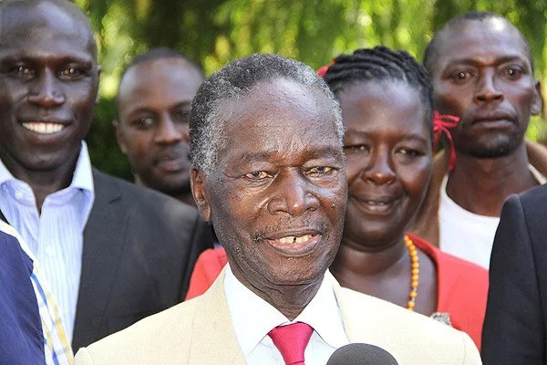 People Nicholas Biwott planned to meet before his sudden death