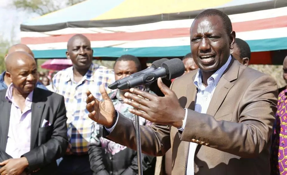 William Ruto viciously attacked by Kenyans