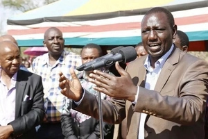 DP Ruto linked to the killing of two women in Kisii