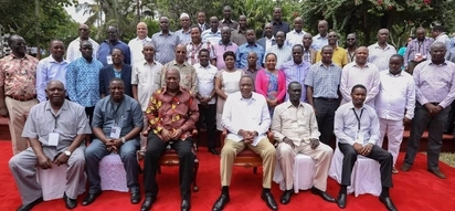 We will deal with you firmly - Uhuru warns leaders calling for secession