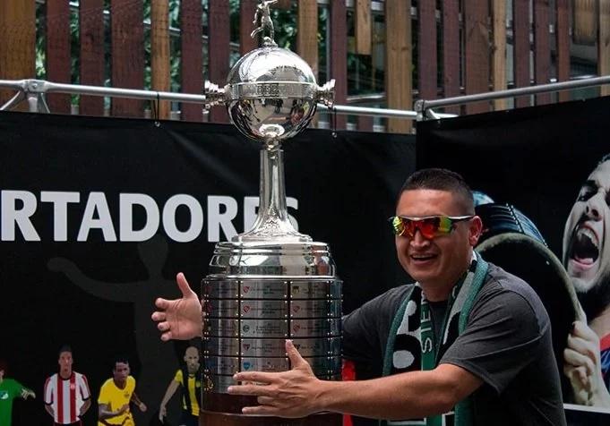Los hinchas de Nacional se desviven por la Copa Libertadores