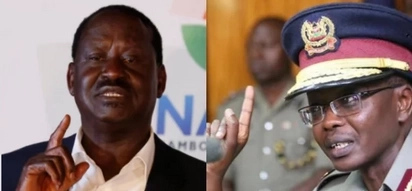 Police respond to Raila and Kenyans on why they shot dead cattle in Laikipia county