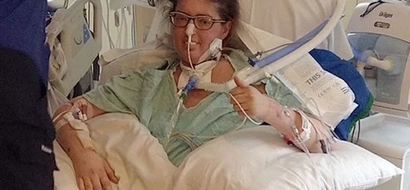 Doctors remove woman's LUNGS for 6 days to save her life (photos, video)