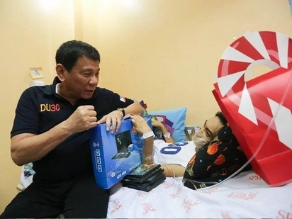 CIA went through Duterte's Christmas gift list and it was insane