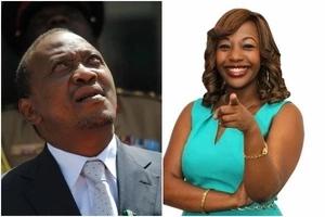 President Uhuru Kenyatta mourns former NTV journalist Janet Kanini