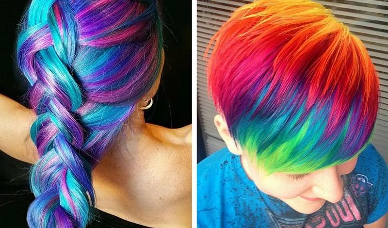 Polémica por tinte de cabello de una estudiante