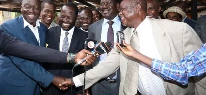 Binamuye Raila Odinga amkashifu vikali William Ruto