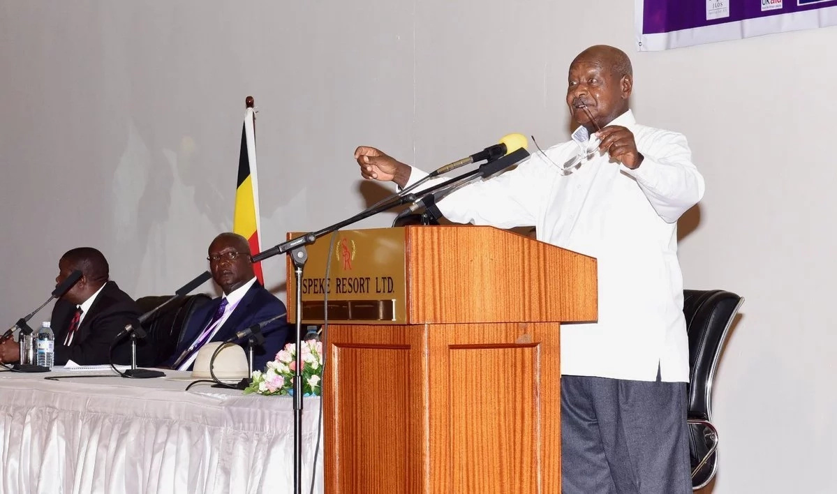 Nobody can lecture me on what to do for Uganda- Museveni tells bishop who asked him to resign peacefully