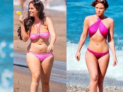 Cómo esta mujer paso de 85 kg a 54 kg en sólo 2 meses