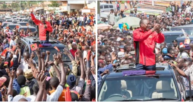 We won't make the mistake of trusting Raila again -NASA 'stronghold' leaders speak