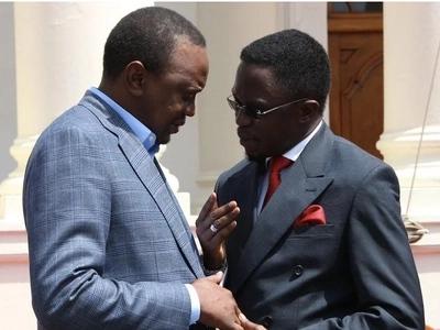Namwamba amtoroka mwasi mwenzake wa ODM siku chache baada ya kutangaza kumuunga mkono Uhuru