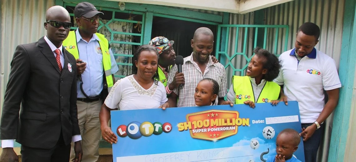Lotto Kenya How to Play