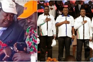 NASA co-leader Musalia Mudavadi handed a MAJOR role that could hand Raila Presidency