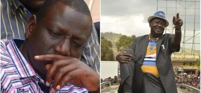 Mjadala mkali wazuka huku Raila akidokeza kuhusu kumuunga mkono Naibu rais William Ruto 2022