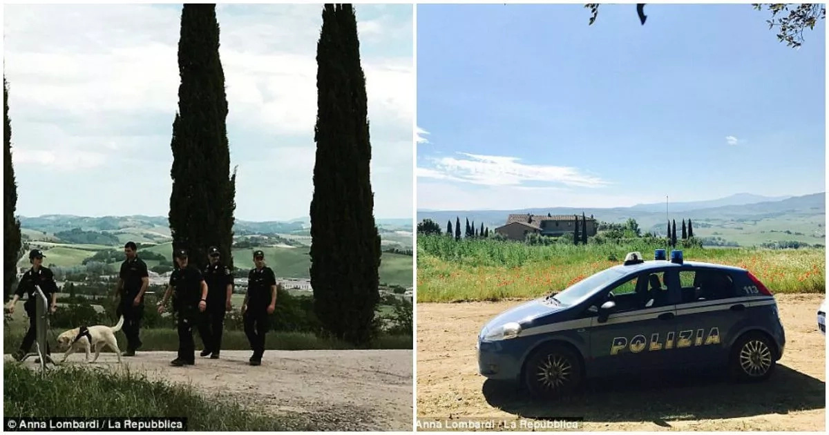 Barack and Michelle Obama Are Casually Exploring Italy at the Moment
