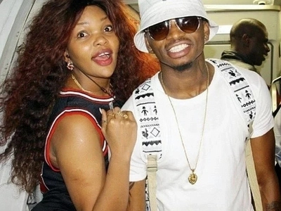 Diamond Platinumz SEXY ex-girlfriend causes excitement among Nairobi men