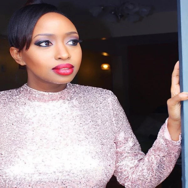 Janet Mbugua shows women how to tastefully show off extra skin