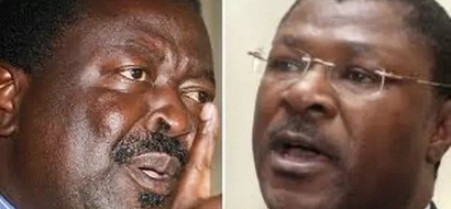 Homa bay nominations in disarray as Mudavadi and Wetangula's parties fail to show up