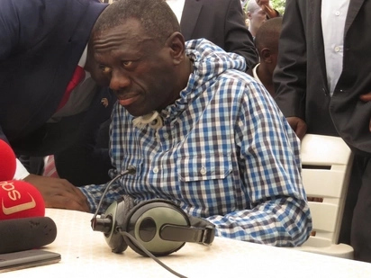 Mafia have taken over my social media - former presidential candidate Kizza Besigye sensationally claims
