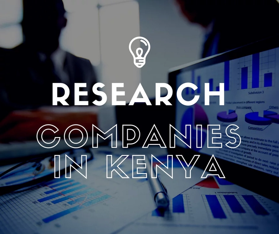 research companies in Kenya
