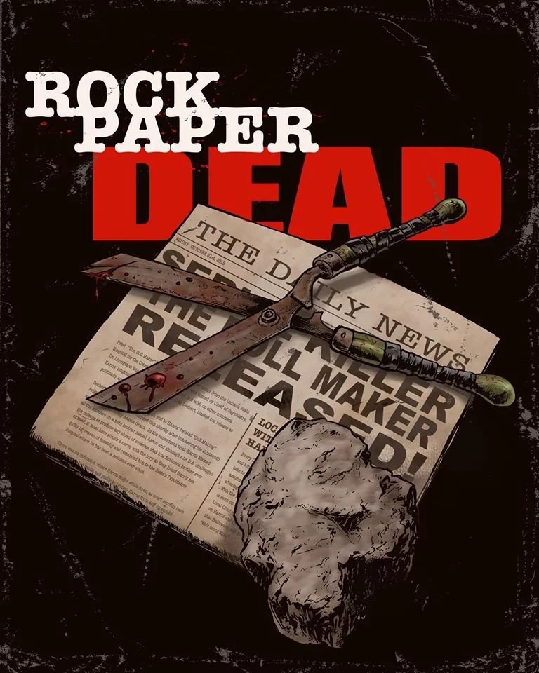 'Rock Paper Dead' is another horror movie about dolls!