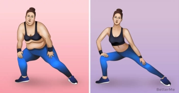 A 5-minute workout from a famous athlete that works good