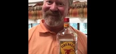 Uh-oh, watch what this dad did after finding a bottle of whiskey in his daughter's drawer!