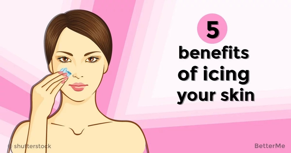 5 benefits of icing your skin