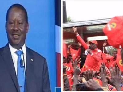 Uhuru ataja sababu ya kususia mdahalo na Raila