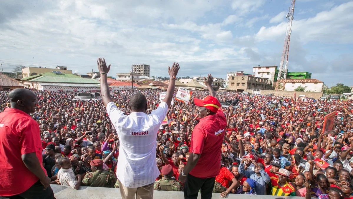 Uhuru-Joho rivalry escalates as Jubilee campaigns in coast