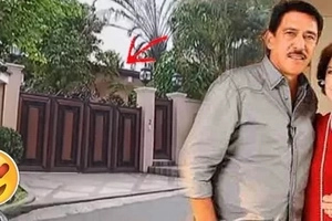 'Gorgeous!' This is how Kris describes Tito Sotto and Helen Gamboa's luxurious home in White Plains, Quezon City and it's not hard to see why!