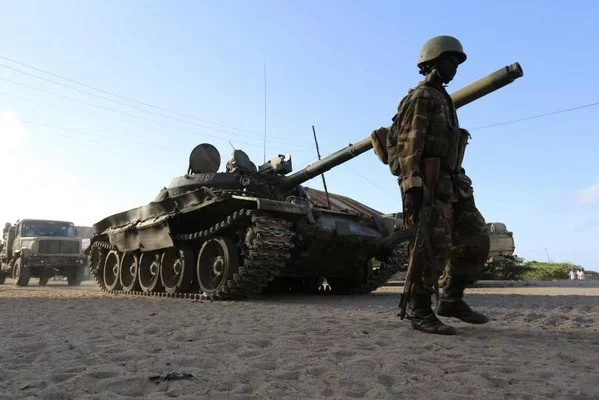Al-Shabaab engage Amisom soldiers in deadly gunfight