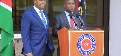Machakos Governor condemns song mocking Kambas, calls for unity between Kikuyus and Kambas