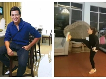 Ang swerte ng baby nila! Here are epic photos of John Lloyd Cruz's house in Antipolo and Ellen's condo unit in Malate